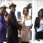 Diri Duoye Gets Certificate Of Return From INEC (Photos)