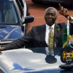 Kenya's Ex-President, Daniel Arap Moi Dies At 95