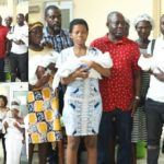 Man Pays N334k Hospital Bills For 6 Stranded New Mums And Babies (photos)