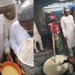 Governor storms school, forces principal, teachers to eat the poor food they serve students (photos & video)