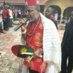 Biafra: IPOB's Nnamdi Kanu Addresses 'Biafrans' After Parents' Burial