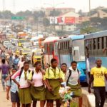 Lagos Okada ban: Gridlock persists, commuters stranded, trek long distances