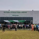 PHOTOS & VIDEO: Seriake Dickson Commissions Bayelsa State International Airport