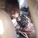 Tragedy averted! Police apprehend bomber at Winners Chapel (photos)