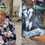 PHOTOS: Update: Katsina Police Parade 17-Year-Old Housewife Who Stabbed Her Husband To Death In His Sleep