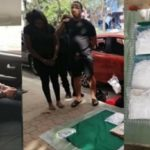 Nigerian Lovers Arrested With N489m Worth Of Illicit Drugs In Philippine (Photos)