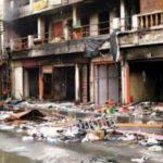 Aftermath Of Balogun Market Fire (Photos)