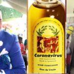 Ghanaian Pastor Sells 'Holy Oil' To Prevent Members From Coronavirus