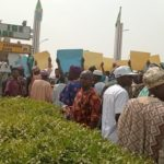 BREAKING: Protesters Demand Suspension Of Oluwo For Beating Another Monarch