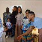Excitement As Anthony Joshua Visits Akarigbo Of Remo In Sagamu (Photos)