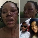 See The Evil Thing Man Did To His Wife After DNA Revealed He's Not The Real Father Of Their 3 Kids (Graphic Photos)