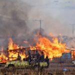 Boko Haram Attacks Chibok, Sets Many Houses On Fire