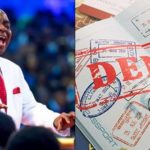 Living Faith church reacts to alleged denial of US Visa on Bishop Oyedepo
