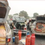 Bags Of Rice Concealed Inside Gas Cylinder Intercepted By Customs