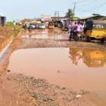 Ogun Residents Groan Over Abandon Projects, Deteriorate Condition Of Agbado-Ishaga Road
