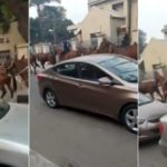#OkadaBan: Man Shares Video Of Horses, Says Eko Hotel To Ajah Goes For N3k