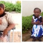 Physically Challenged Mother Laments As Kidnappers Abduct 4-Year-Old Daughter In Lagos