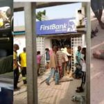 Armed Robbers Attack Two Banks Kill Four Policemen & Others In Ondo (GRAPHIC PHOTOS)