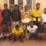 Police Arrest 17 For Cultism, Gang Violence In Lagos