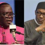 Boko Haram: Nepotism, Clannishness Dominates Our Military – Bishop Kukah Roasts Buhari Govt