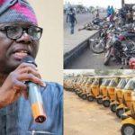 No going back on Okada, Keke ban – Governor Sanwo-Olu insists, gives reasons