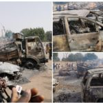 30 Killed, 18 Vehicles Burnt In Fresh Boko Haram Attack In Borno