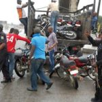 Okada riders leave Lagos as police enforce ban