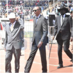 List of Heads of State at Mzee Moi's funeral service
