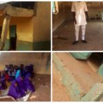 Viral Photos Show Inside Prehistoric Kebbi Buildings Where Primary School Pupils Sit On Bare Floor