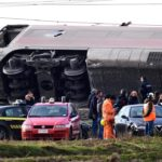 Two Dead As High-Speed Train Derails In Northern Italy (photos)