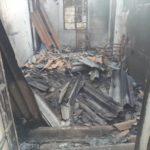 Fire Razes Freedom Radio Kaduna (PHOTOS)