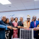 Sanwo-Olu Commissions UBA Business Office At New Ultra-modern Afriland Towers  (PHOTOS)