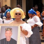 Photos From Apostle Raphael Onyeagba's Burial