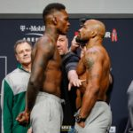 Israel Adesanya Retains UFC Middleweight Championship After Beating Romero (PHOTOS)