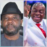 Yekini Nabena Slams Bishop David Oyedepo: 'You Need To Examine Your Head'