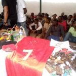 PHOTOS: Anambra Police Command Parades 122 Persons For Various Crimes