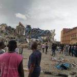 UPDATED: Scores injured, buildings collapse as explosion rocks Lagos
