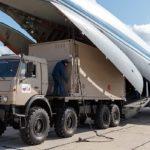 Coronavirus latest: Russia military sends help to Italy (PHOTOS)