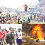 25 Die, 70 Houses, Vehicles Destroyed In Lagos Explosion (PHOTOS)