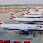 CORONAVIRUS: BRITISH AIRWAYS CLOSES GATWICK AIRPORT BASE INDEFINITELY