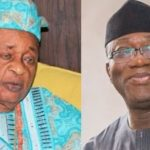EXCLUSIVE: Fayemi To Meet With Ekiti Mornarchs, Ooni After Alaafin's Letter