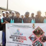 Cardiovascular diseases: Doctors hold medical outreach