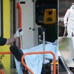 UK's coronavirus death toll rockets by nearly 400 in single day
