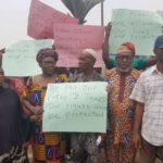 Residents protest construction of Fuel Station at Ketu-Alapere