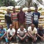 956 Bags Of Smuggled Rice Intercepted In Akwa Ibom