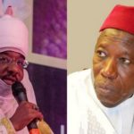 Breaking: Emir of Kano, Sanusi dethroned by Gov Ganduje