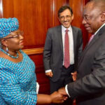 S. African President Ramaphosa Appoints Okonjo-Iweala Head Economic Advisory Council
