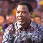 Nigerians Misunderstood My March 27 Prophecy On Coronavirus – Prophet TB Joshua Cries Out