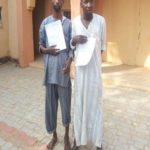 Faces Of Men Apprehended For Sending Threat Letter To Zamfara Village Demanding N3m