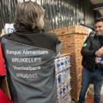 Belgian supermarkets donate 460,000 meals to food banks